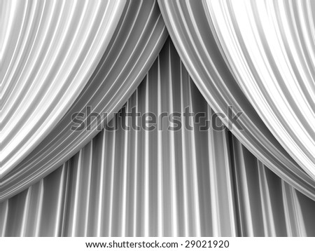 White Metal Roof Texture Background Stock Photo 463311779
