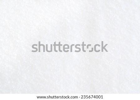 white towel - stock photo