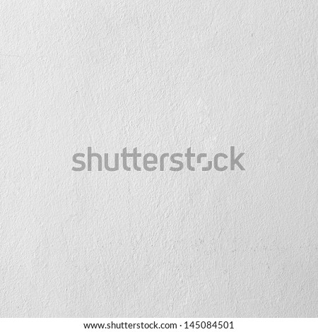white wall. - stock photo