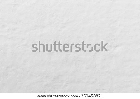 White wall background and texture - stock photo