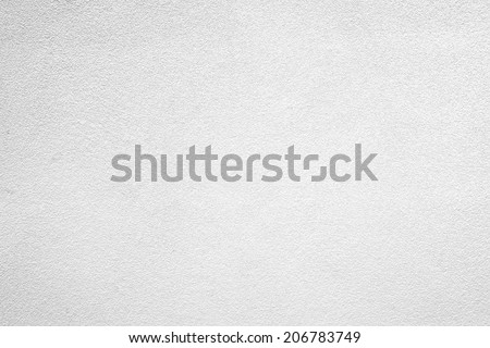 white wall texture dotted background - stock photo