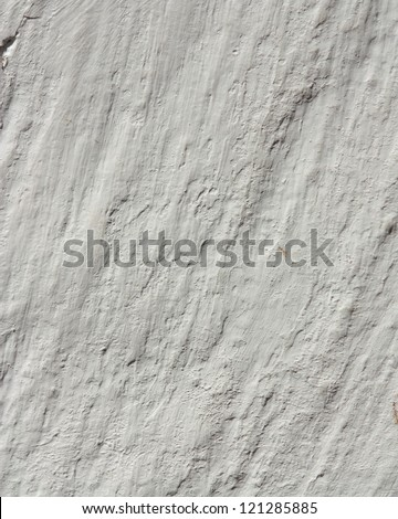 white wall texture grunge background - stock photo