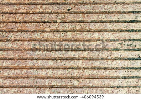 white wall texture old dirty scratched plaster as grunge background - stock photo