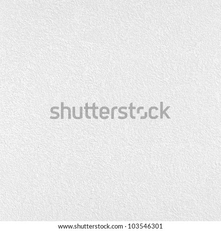 White wall texture or background - stock photo