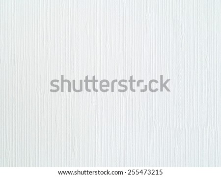 White wallpaper in the  vintage living room. - stock photo