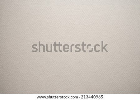 white watercolor paper sheet texture or background  - stock photo