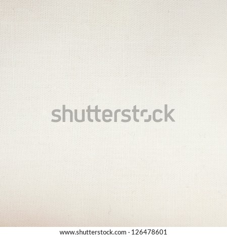 White weave material. material of linen as a background or texture. - stock photo