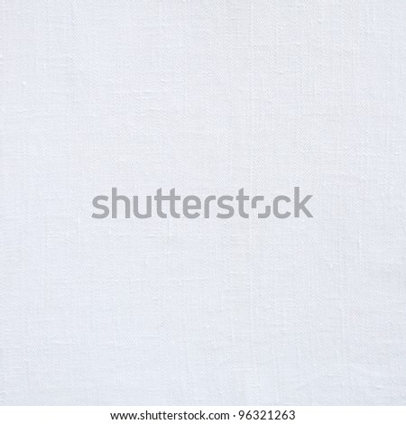 white weave material texture - stock photo