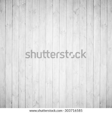 white wood panels. - stock photo