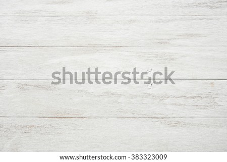 white wood texture for backgrounds - stock photo
