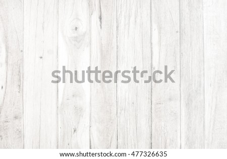 White wood texture of wooden boards floor