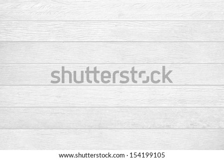 white wood texture pattern background - stock photo