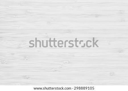 White Wood Texture, Top View - stock photo