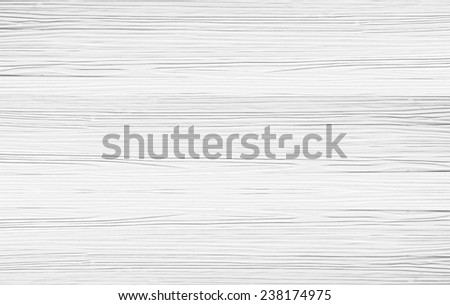White wooden wall background - stock photo
