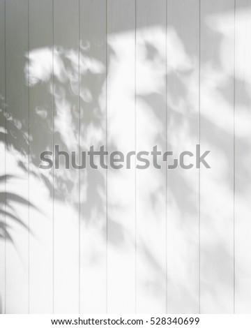 white wooden wall texture.light and shadow.