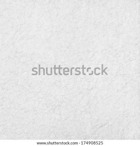 White wool texture - stock photo