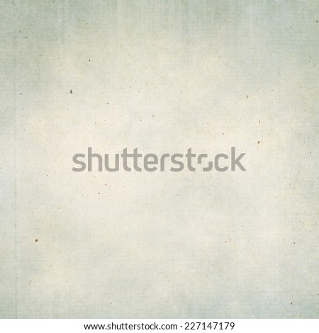 whitened old paper texture or background, square format  - stock photo