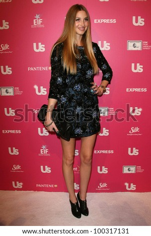 Whitney Port at US Weekly's Hot Hollywood Event, Colony, Hollywood, CA. 11-18-10