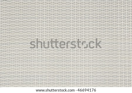Wicker chair texture - stock photo