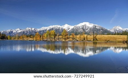 Canmore stock images royalty free images vectors for Landscape rock quarry alberta