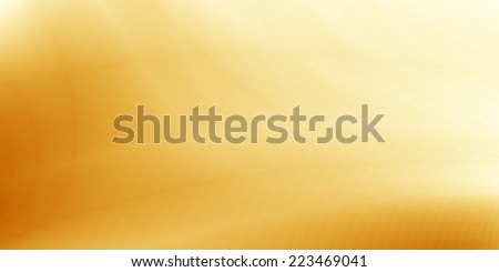 Wide ultra abstract sunny yellow web background - stock photo