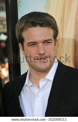 Will Fetters at the 'Letters To Juliet' Los Angeles Premiere, Chinese Theatre, Hollywood, CA. 05-11-10