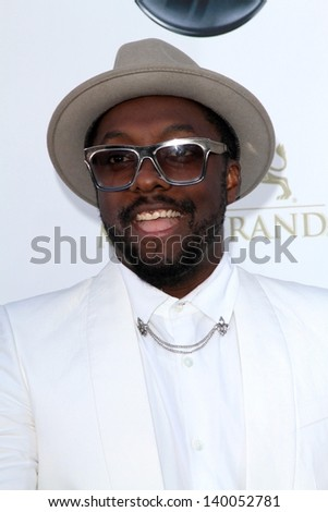 Will.i.am at the 2013 Billboard Music Awards Arrivals, MGM Grand, Las Vegas, NV 05-19-13