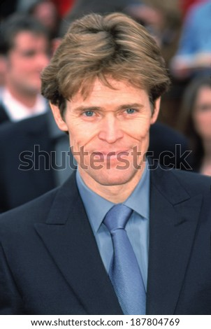 Willem Dafoe at the 7th Annual SAG Awards, March 11th, 2001, LA