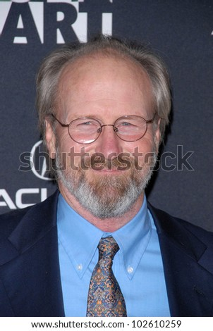 "William Hurt at ""The Yellow Handkerchief"" Los Angeles Premiere, Pacific Design Center, West Hollywood, CA. 02-18-10"