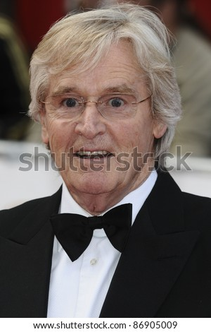 William Roache arrives for the BAFTA TV Awards at the Grosvenor House Hotel, London. 22/05/2011  Picture by: Steve Vas / Featureflash