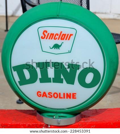 Williams Arizona April 15 Sinclair Oil Stock Photo Royalty Free