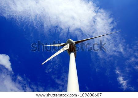 wind mill / wind energy