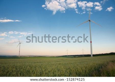 Wind Mill / Wind Turbine / Wind Plant