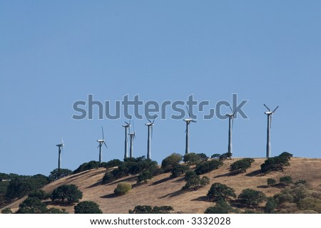wind power energy generation
