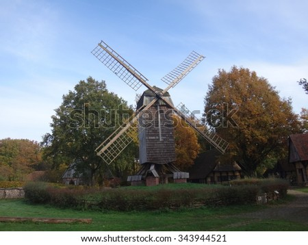 Windmill at Munster