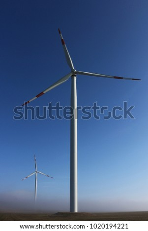 windmill, energy production, Germany