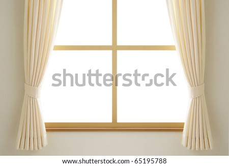 Window & Window Curtain Stock Images Royalty-Free Images \u0026 Vectors ...