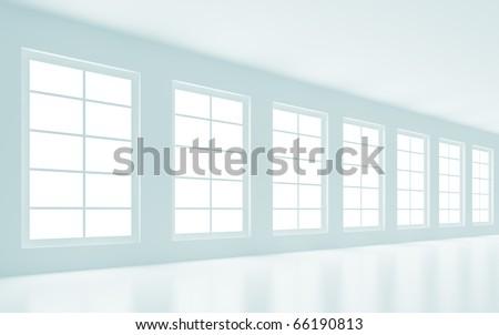 Window Background - stock photo