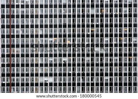 Window facade - stock photo