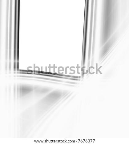 Window Scene Abstract Background - stock photo