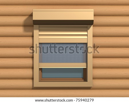 Window Roller Shutter Stock Photos, Royalty-Free Images & Vectors ...