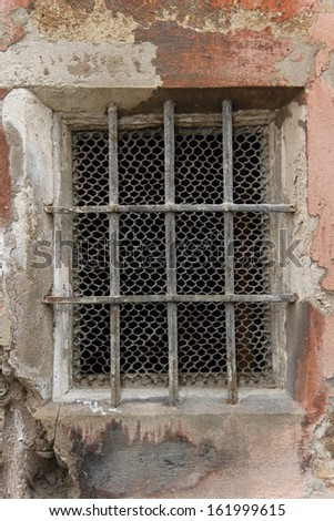 Windows and Balcony, Valencia, Spain - stock photo