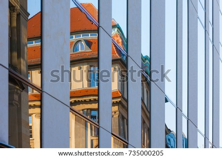 Windows of Berlin