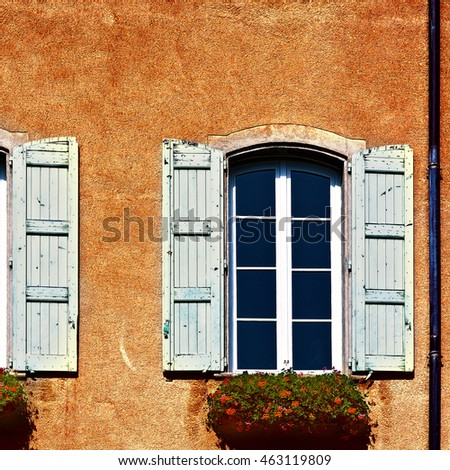 Wooden Shutters Stock Images Royalty Free Images