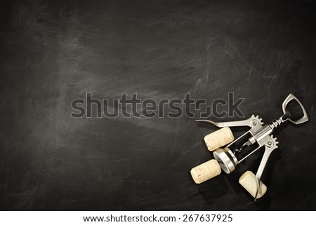 wine background for your decoration  - stock photo