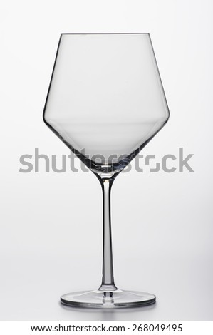 wineglass - stock photo