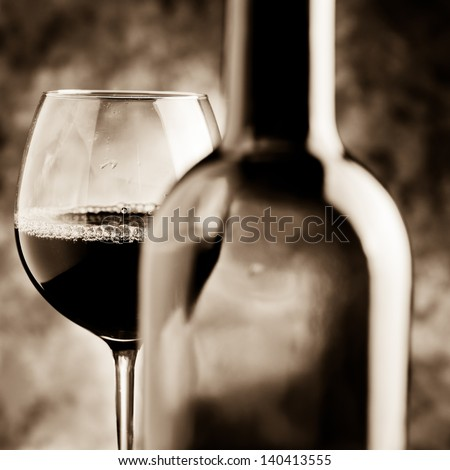 winery - stock photo