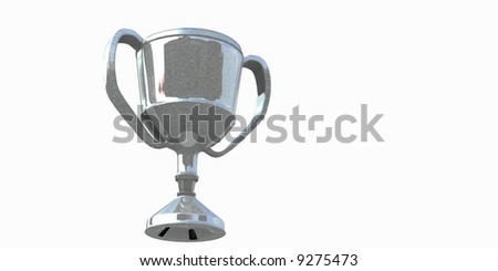 Winner Cup2 - stock photo