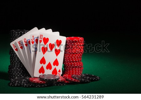 Gambling winning hands witchcraft riches and roulette