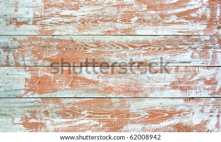 Wintage background from old wood boards - stock photo